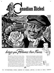Inco Advertising 1946