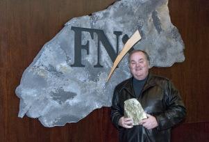 Terry MacGibbon, Executive Chair, FNX Mining Company Ltd. - FNX Photo