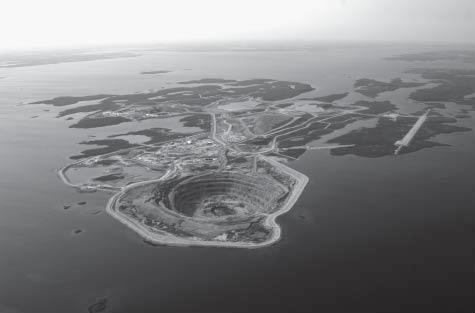Diavick Mine in the N.W.T. Photo-Jiri Herman, Diavik D.M.