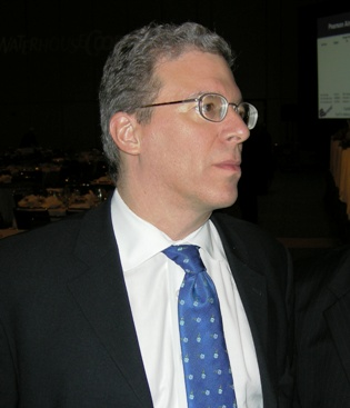 Rio Tinto CEO Tom Albanese at Toronto PDAC
