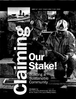 Claiming Our Stake! Building a Sustainable Community