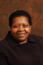 Honourable Buyelwa Sonjica – South African Minister of Minerals & Energy