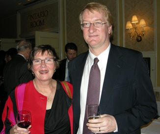 Jane Werniuk, Freelance Geologist/Writer, Patrick Whiteway, Editor, Nickel Magazine