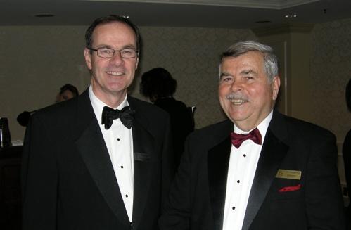 David Harquail, President & CEO, Franco-Nevada and Ed Thompson, Mining Consultant
