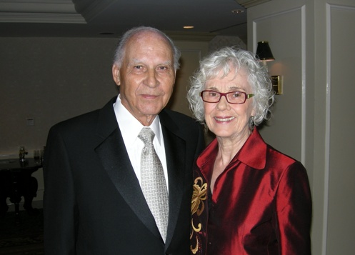 Roman Shklanka and his wife Pat
