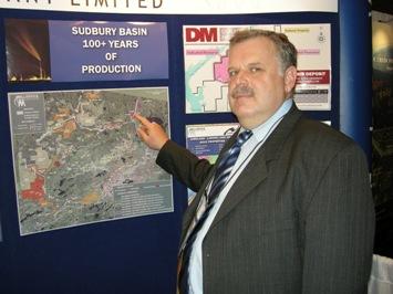 Alar Soever, Wallbridge Mining President
