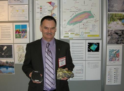 Gordon Salo - Sudbury Prospector