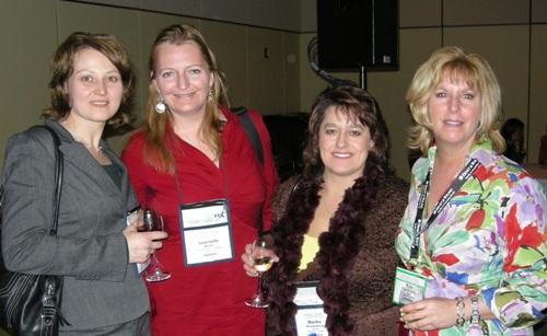 Catharine Shaw, Golder Associates Ltd.; Jeannette McGill; Marika Kovalcikova, AMEBC; Kim MacDonald