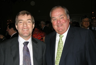 Fred Stanford, President and CEO Gleichen Resources Ltd., Terry McGibbon, Executive Chairman FNX Mining Company Inc.