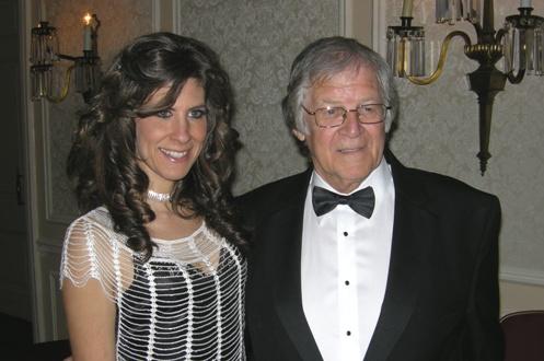 Richard E. Nemis and his daughter Jennifer Nemis