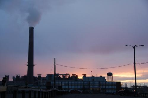 Vale's Thompson, Manitoba Operations - Photo by Jeanette Kimball