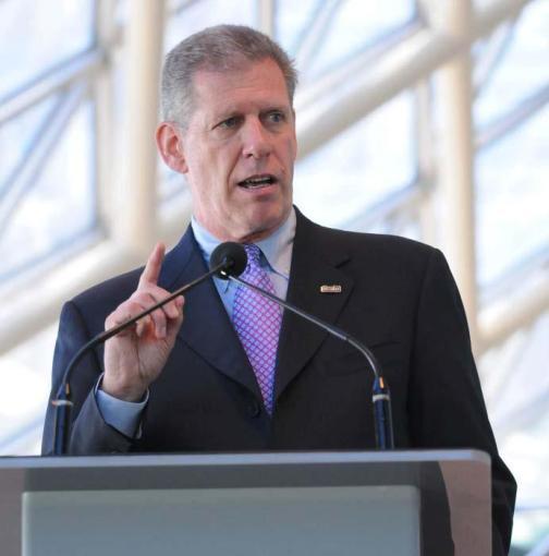 Sherritt International Corp. Chairman and CEO Ian W. Delaney (photo-Sherritt)