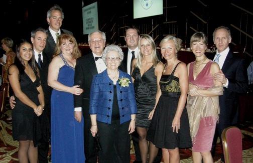 Mike Muzylowski and Family