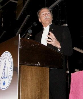 Pierre Lassonde, M.C. and Chairman, Franco Nevada Corporation