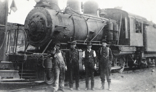 Temiskaming & Northern Ontario Railway at the turn of the last century