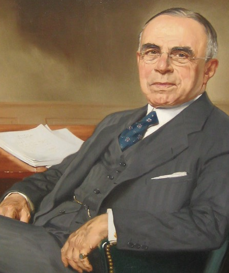 Dr. John F. Thompson (Image from Heritage North Musuem Website)