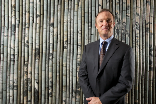 Sean Boyd, Vice-Chairman and Chief Executive Officer of Agnico-Eagle