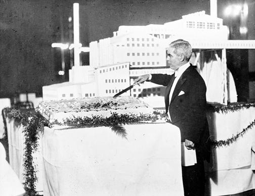 Robert C. Stanley - President International Nickel